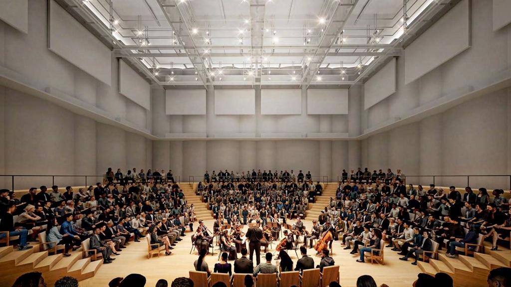 MIT student orchestra